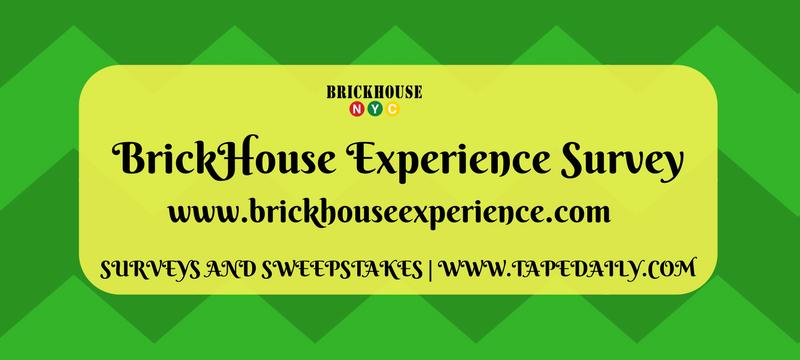 www brickhouseexperience com brickhouse tavern tap survey